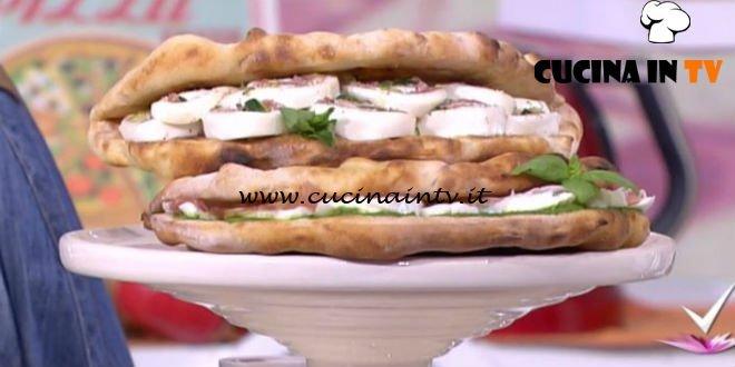 Detto Fatto - Pizza on the beach ricetta Vincenzo Capuano