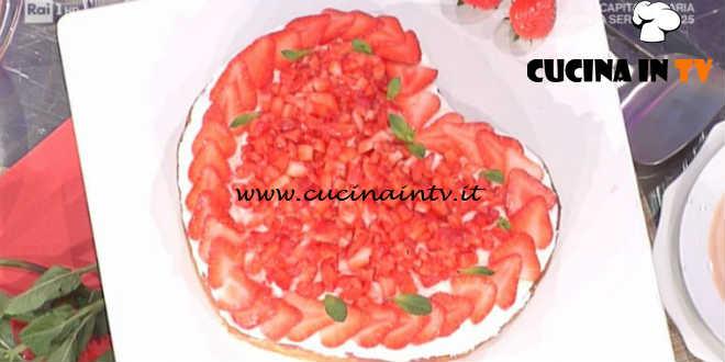 Prova del Cuoco | Poke cake alle fragole ricetta Cattelani