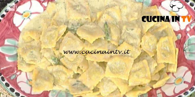 Prova del Cuoco | Ravioli di lattuga ricetta Spisni