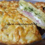 Cotto e mangiato - Sbriciolata salata ricetta Tessa Gelisio