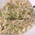 La Prova del Cuoco - Strozzapreti con zucchine e gamberi ricetta Riccardo Facchini