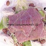 La Prova del Cuoco - Tataki di tonno con salsa tonnata ricetta Gianfranco Pascucci
