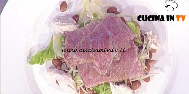 Prova del Cuoco | Tataki di tonno con salsa tonnata ricetta Pascucci