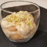 Cotto e mangiato - Tiramisù ai pistacchi ricetta Tessa Gelisio