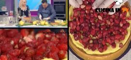 La Prova del Cuoco - Fragoline in paradiso ricetta Sal De Riso