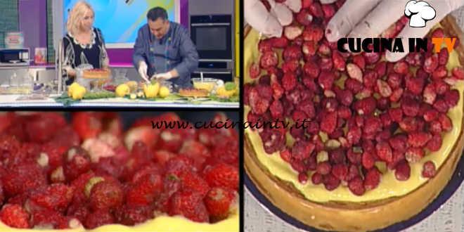 Prova del Cuoco | Fragoline in paradiso ricetta De Riso