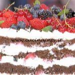 La Prova del Cuoco - Torta in padella Foresta nera con frutti di bosco ricetta Natalia Cattelani