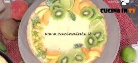La Prova del Cuoco - Torta in padella al profumo d'estate ricetta Natalia Cattelani
