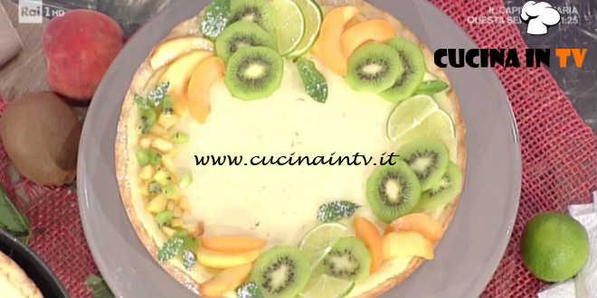 Prova del Cuoco | Torta in padella al profumo d'estate ricetta Cattelani