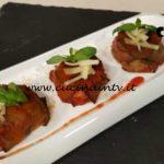 Cotto e mangiato - Tortini di parmigiana di melanzane ricetta Tessa Gelisio