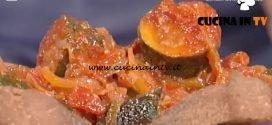 La Prova del Cuoco - Tronchetti di zucchine ripiene ricetta Daniele Persegani