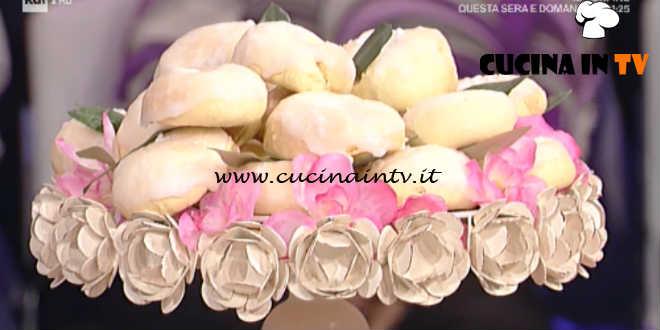 La Prova del Cuoco - Zuccherini di vernio ricetta Luisanna Messeri