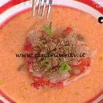 La Prova del Cuoco - Zuppetta fredda al melone ricetta Roberto Valbuzzi