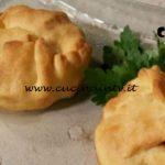 Cotto e mangiato - Cestini ripieni di mare ricetta Tessa Gelisio