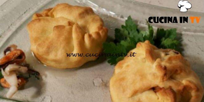 Cotto e Mangiato | Cestini ripieni di mare ricetta Tessa Gelisio