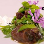 Masterchef Italia 7 - ricetta Coda friggitelli yogurt di Antonia Klugmann