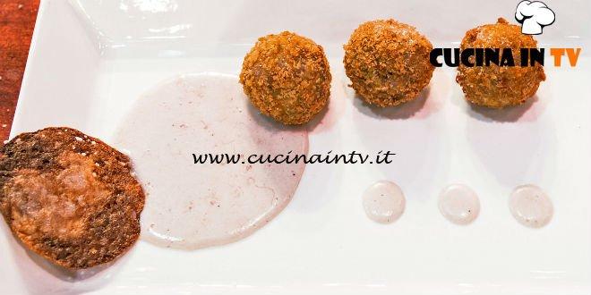 Masterchef Italia 7 - ricetta Con l'Amarone in bocca di Denise Dell
