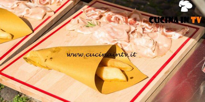 Masterchef Italia 7 - ricetta Crescentine con mortadella di Giovanna Rosanio