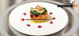 Masterchef Italia 7 - ricetta Esordio affumicato di Marianna Calderaro