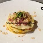 Masterchef Italia 7 - ricetta Lasagna al mare di Giovanna Rosanio