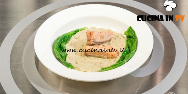 Masterchef Italia 7 - ricetta Less is more di Italo Screpanti