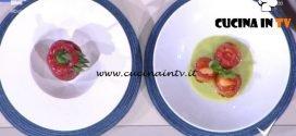 Detto Fatto - Nudi di peperoni ricetta Ilario Vinciguerra