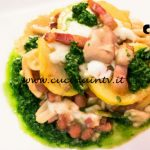 Masterchef Italia 7 - ricetta Pasta e fagioli al forno di Fabrizio Ferri