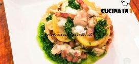 Masterchef 7 | Pasta e fagioli al forno ricetta Fabrizio Ferri