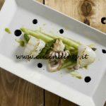 Masterchef Italia 7 - ricetta Seppie punte e gambi di asparagi di Tiziana Sassi