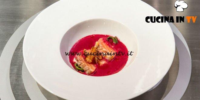 Masterchef Italia 7 - ricetta Sfumature di Stefano Biondi