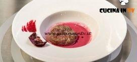 Masterchef Italia 7 - ricetta The pink side of the MasterChef di Denise Delli