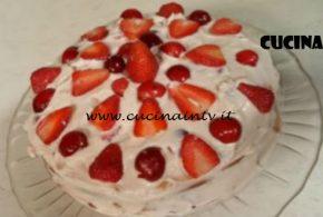 Cotto e Mangiato | Torta di ricotta e frutta ricetta Tessa Gelisio