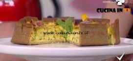 Detto Fatto | Torta salata da spiaggia ricetta Stefano Ciotti
