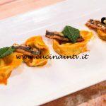 Masterchef Italia 7 - ricetta Tortelli inventati di Davide Aviano