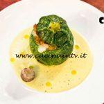 Masterchef Italia 7 - ricetta Zucchina alla milanese di Antonino Bucolo