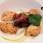 Masterchef Italia 7 - ricetta Bocconcini di cervello parmigiano e salvia di Simone Scipioni