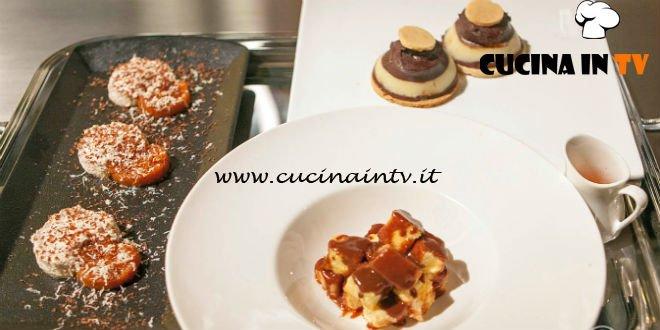 Masterchef Italia 7 - ricetta C'ho colato il cioccolato di Denise Delli