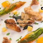 Masterchef Italia 7 - ricetta Cervella e fritto misto geometrico di Fabrizio Ferri