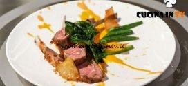 Masterchef Italia 7 - ricetta Costine d'agnello croccanti di Antonino Bucolo