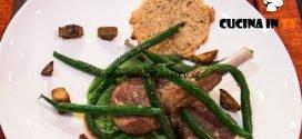Masterchef Italia 7 - ricetta Costolette d'agnello al forno con crema di yogurt e spinaci di Ludovica Starita