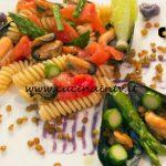 Masterchef Italia 7 - ricetta Crisalide felice nei colori di primavera di Fabrizio Ferri
