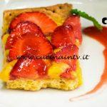 Masterchef Italia 7 - ricetta Crostata di fragole di Italo Screpanti