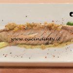 Masterchef Italia 7 - ricetta Filetto di sgombro a sorpresa di Matteo Marchetto