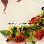 Masterchef Italia 7 - ricetta Fusilli tra felicità e colore di Joayda Herrera
