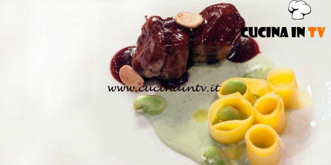 Masterchef Italia 7 - ricetta Giocando con l'acidità di Kateryna Gryniukh