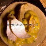 Masterchef Italia 7 - ricetta Gnocchetti alle vongole su crema di funghi di Davide Aviano
