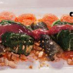 Masterchef Italia 7 - ricetta Involtini di anguilla in fermentazione di Fabrizio Ferri