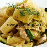 Masterchef Italia 7 - ricetta Mezze maniche trota salmonata zucchine pinoli e mandorle di Matteo Marchetto