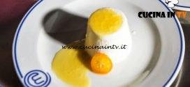 Masterchef Italia 7 - ricetta Panna cotta con salsa all'arancia e mandarino cinese di Alberto Menino