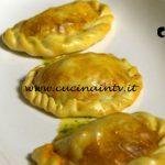 Masterchef Italia 7 - ricetta Panzerotti al forno con salsa alla senape di Fabrizio Ferri